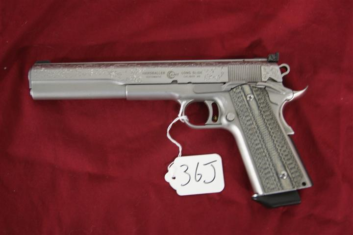 AMT Hardballer Long Slide .45 Serial Number A36262