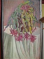 ROSEALIE DE MERIC (1916 - 1999) Still life of