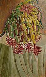ROSEALIE DE MERIC (1916-1999): Still-life of