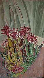 Rosalie de Meric (1916-1999) Still life Sprawling