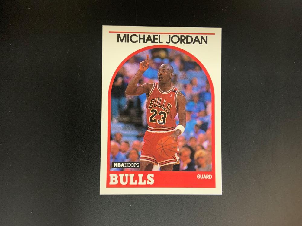 1989-90 Hoops Michael Jordan