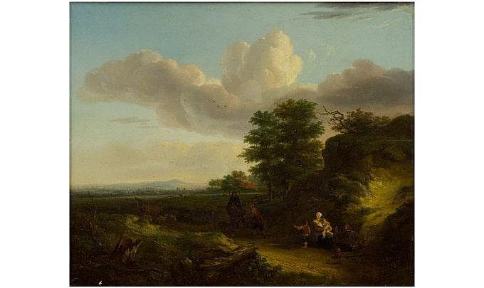 Regemorter, Petrus Johannes Van. (1755-1830,
