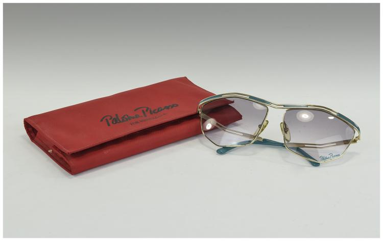 Paloma Picasso Pair Of Stylish And Delux Sunglasse