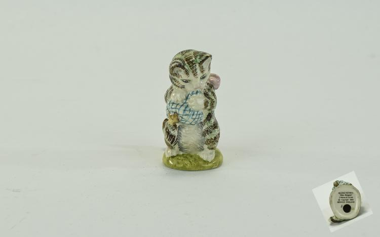 Beatrix Potter 'Miss Moppet' Beswick Figure