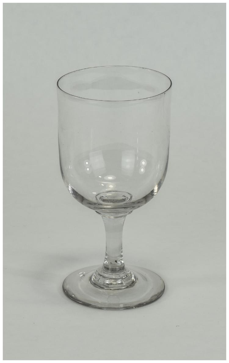 Victorian Drinking Glass, In Nice Condition. Heigh
