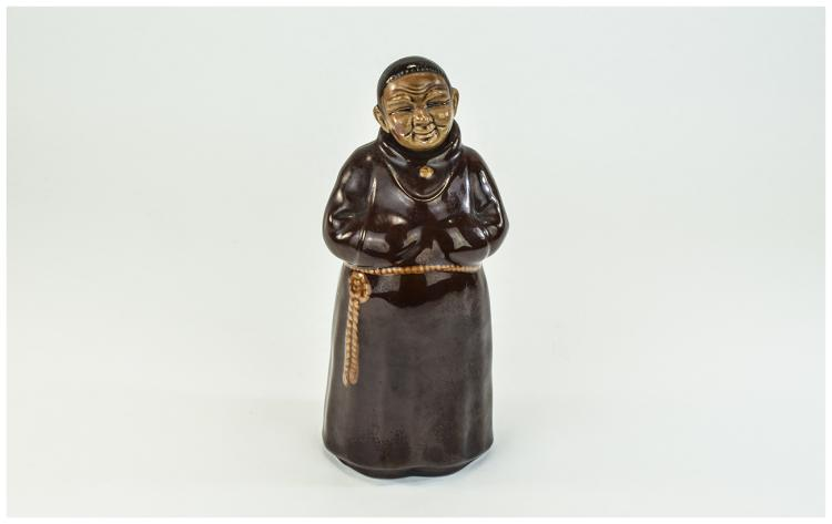 An Early Cortendorf Pre - Goebel Monks Decanter, N