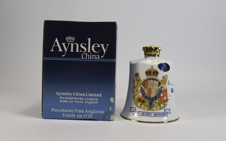 Aynsley Queen Mother 90th Birthday Bell.