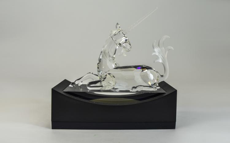 Swarovski S.C.S Annual Edition Crystal Figure 1996