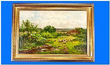 William Alfred Ellerby (fl.1886-1892), Oil On