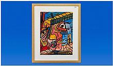 Robert Haworth 21st Century Artist Abstract