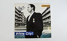 The Who Autograph, Pete Townsend on LP.