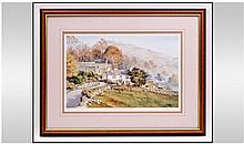 Judy Boyes Framed and Mounted Limited Edition