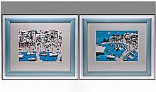 Judit Nador, Pair Of Limited Edition Prints From