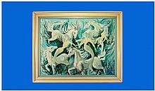Mavis Evans Modern 20th Century Northern Artist