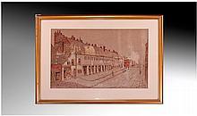 Edwin Robert Beattie 1845-1917 Preston Artist.