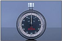 Omega/Rolls Royce Vintage Mechanical Stopwatch, in