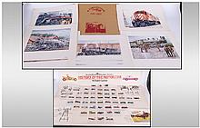 Railway Interest. Set of Six Canadian Pacific