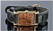 18 Carat 1920's Wristwatch.