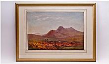 Charles Edward Brittan (1870-1949) Rannoch Moor