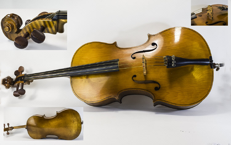 Cello-LookstoBeofNiceQualityandCondition-PleaseSeePhotos.47I