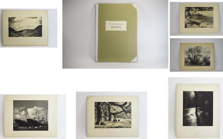HermannRichardLorch1940's&1950'sCollectionofPhotographs(12)InT