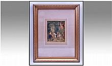 George Sidney Hunt Early Twentieth Century Framed