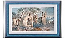 Thomas Allom (1802-1874) Original Watercolour