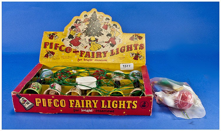 Image result for pifco fairy lights vintage