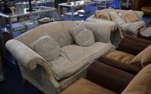 2 x 2 Seater Sofas of Lovely Style.