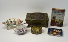 Mixed Lot Of Oddments And Collectables, Comprising