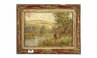 Ernest Herman Ehlers ( Canadian Artist )