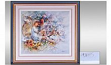 W. Maenraets Contemporary Pencil Signed Limited