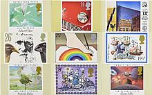 Large Number of GB PHQ Stamps and Cards, Together with Case - Please See Photo.