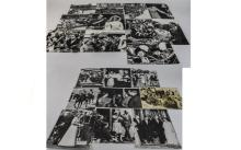 A Collection of 1970's Black and White Assorted Press Photos of The Royal F
