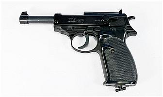 Crossman 338 Automatic Replica Pistol, As new