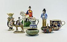 Small Collection of Ceramics including Staffordshi
