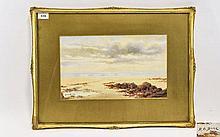 Robert Cressswell Boak Irish Artist 1875 - 1949 '