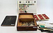 Miscellaneous Stamp Lot Comprising The Wondrous St