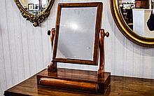 La-Z-Boy Cream Leather Arm Chair