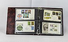 First Day Covers, Album Containing A Collection Of