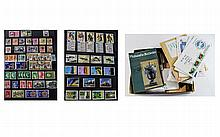 Collection Of Modern Decimal Mint Stamps, Mostly G