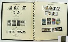 Volume 3 of the 22 ring Windsor stamp album range