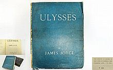 JOYCE, JAMES Ulysses. Paris: Published for The Ego