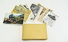 Small Collection of Postcards to include set of 12