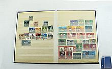 Super little A5 stamp stock book filled with mostl