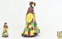 Royal Doulton - Early Hand Painted Figurine ' The