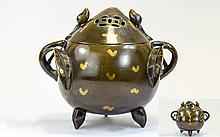 Chinese Impressive and Superb 17th / 18th Century