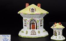 Coalport Fine Bone China 'The Thatched Cottage' Ornament. Original box