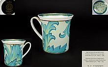 Rosenthal Versace Collection Arabesque Speiseteller Mug Original box and as new condition.