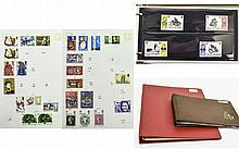Six Stamp Cover Albums Full of Specialist Military ( Mostly Flight ) Covers. These are Largely From The 1970's and British, but There are Odd Others, Including The Falkland Islands. About 250 Items In Total with Over 20 Signed.